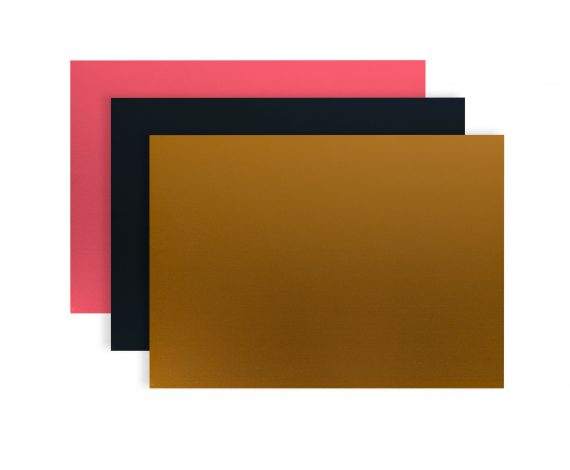 silhouette metal etching sheets - all colours