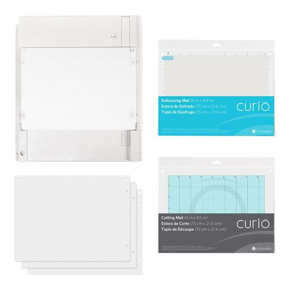 "silhouette curio base kit 8.5"" x 6"""
