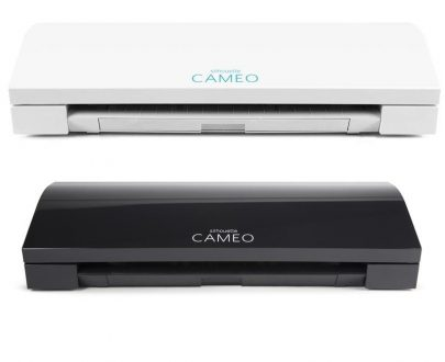 silhouette cameo® 3 white black main