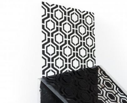silhouette stencil material roll - lifestyle 1