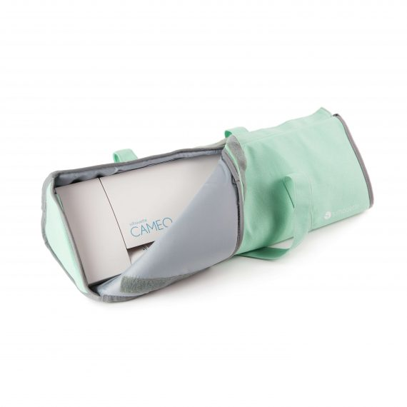 silhouette cameo® light tote - green