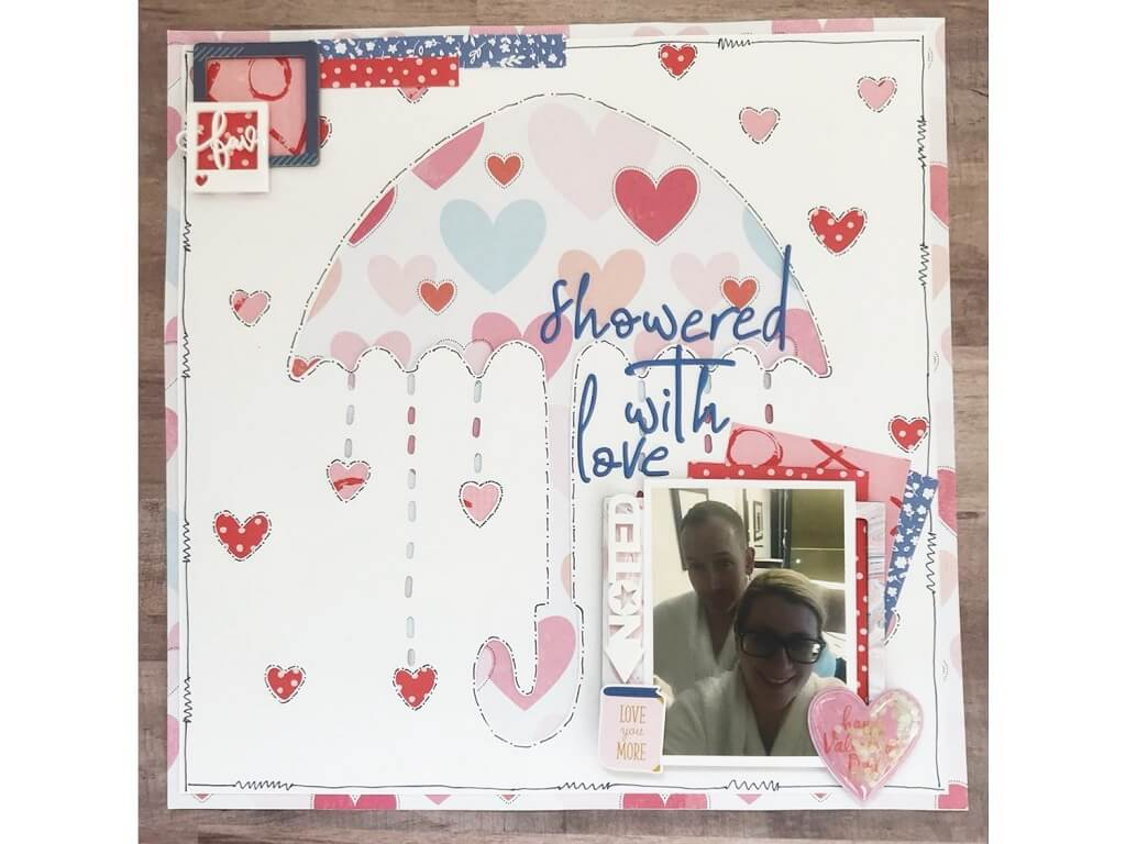 silhouette uk blog - stephanie squires - Showered With Love - wc22 - complete