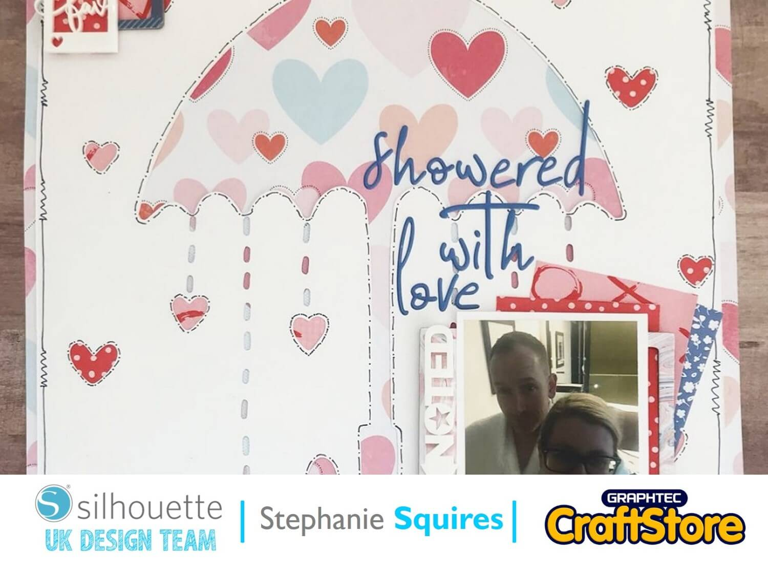 Silhouette UK Blog | Showered With Love | Stephanie Squires