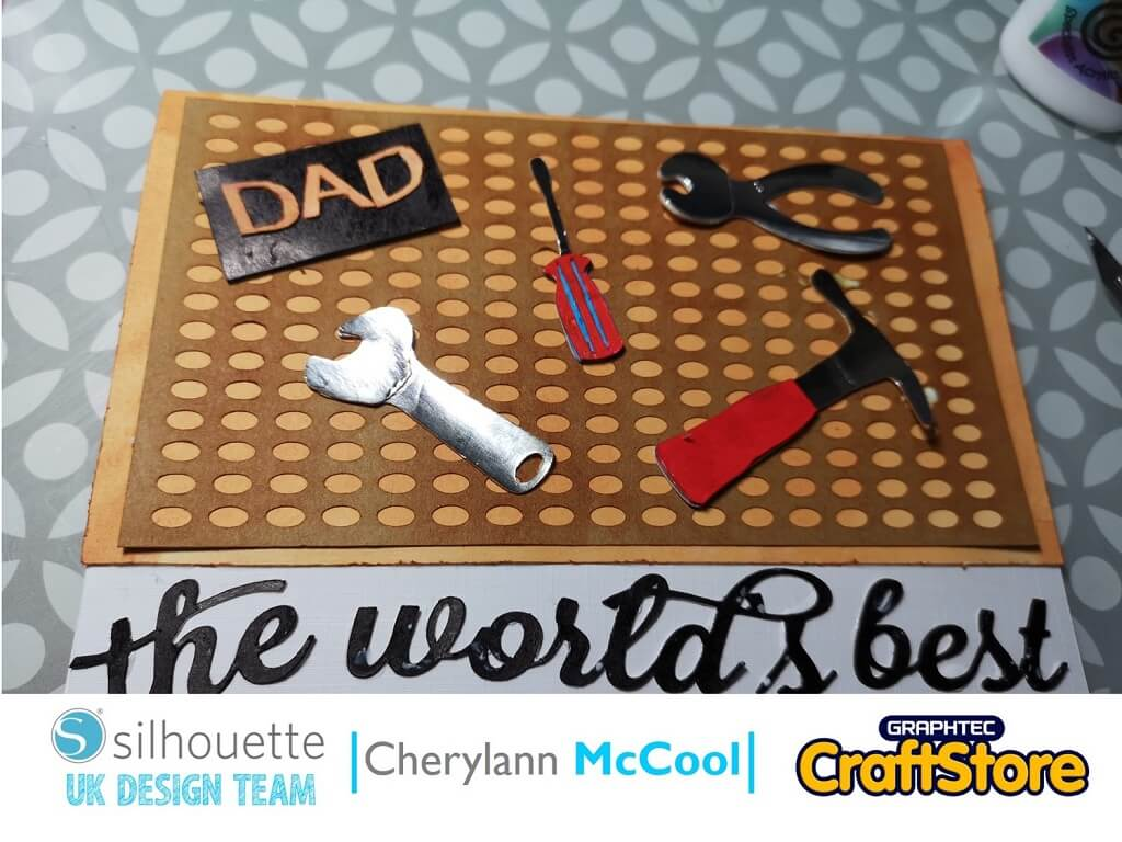 silhouette uk blog - cherylann msccool - best diy dad - featured
