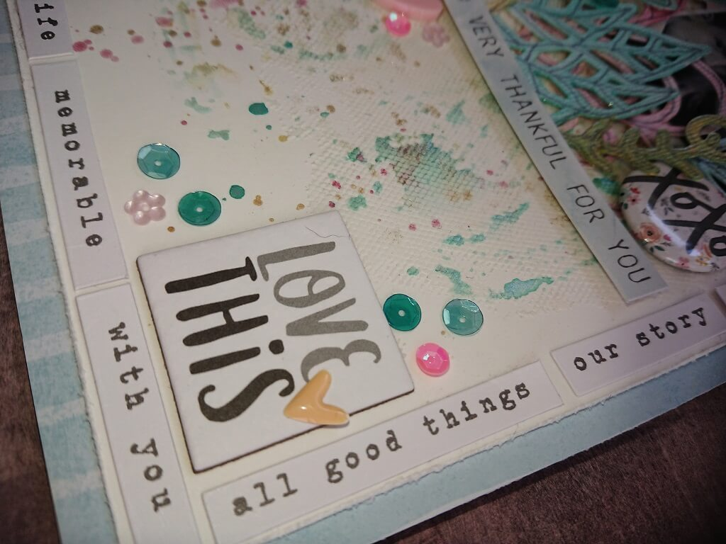 silhouette uk blog - stephanie squires - scrapbooking with steph - together - c5