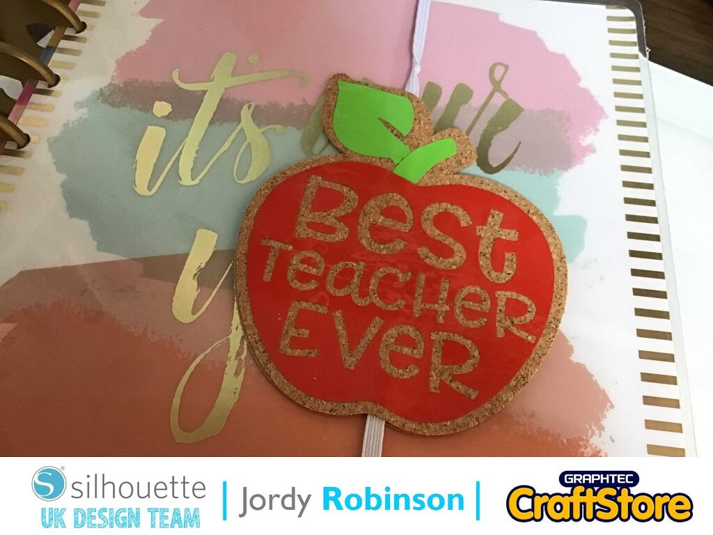 silhouette uk blog - jordy robinson - teacher appreciation - cork sheets - main