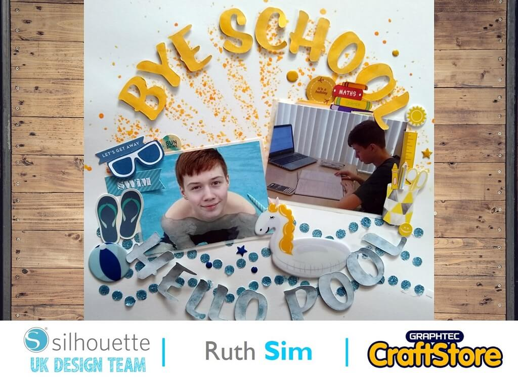 silhouette uk blog - ruth sim - bye school hello pool - main