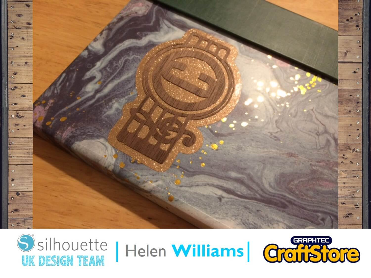 Back-To-School Notebook | Helen Williams | Silhouette UK Blog