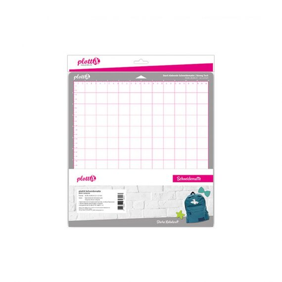 plotti x high quality 12 inch cutting mat - strong tack
