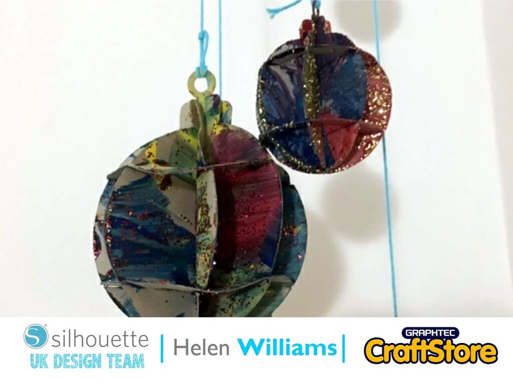 Chipboard Christmas Crafts | Helen Williams | Silhouette UK Blog