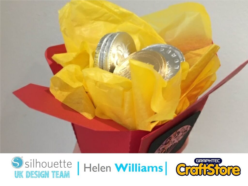 Chinese New Year Sweet Boxes | Helen Williams | Silhouette UK Blog