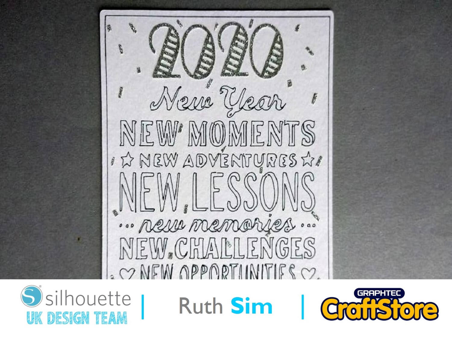 Making New Year's Resolutions | Ruth Sim | Silhouette UK Blog