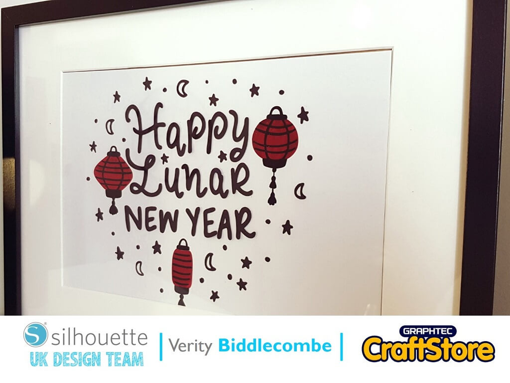 Happy Lunar New Year | Verity Biddlecombe | Silhouette UK Blog
