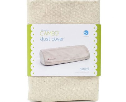 silhouette cameo® dust cover - natural
