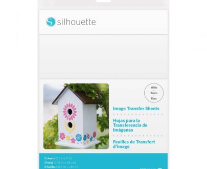 silhouette image transfer paper
