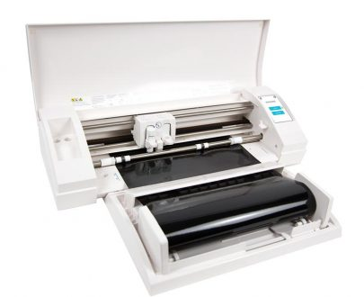 silhouette roll feeder with cameo